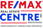 RE/MAX REAL ESTATE CENTRE INC. Brokerage   *